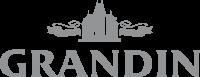 Grandin Logo - Grey
