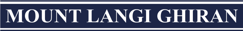 Mount Langi Logo - Color