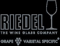 Riedel Logo - Grey
